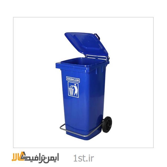 عکس سطل زباله (سطل آشغال)سطل زباله اداری بزرگ Big Office Trash