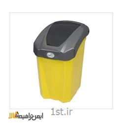 سطل زباله اداری، پلاستیکی کوچک