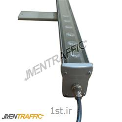 عکس سایر تجهیزات پلیسی و نظامیپلیس مجازی LED برقی 50 سانت دو طرفه ME-2002