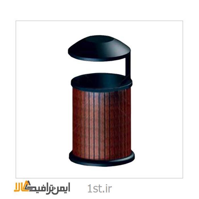 سطل آشغال فلزی KAM-209
