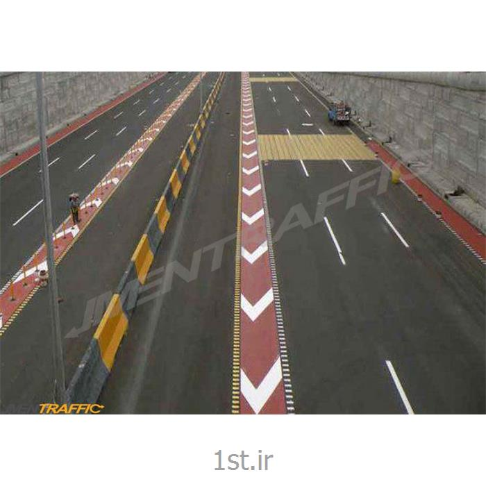 عکس رنگ و پوشش صنعتیتینر ترافیکی مخصوص رنگ آلکیدی هوا خشک SSA-137