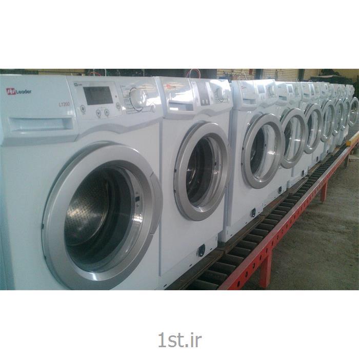 عکس ماشین لباسشوییماشین لباسشویی 7 کیلو و 6 کیلو گرم لیدر