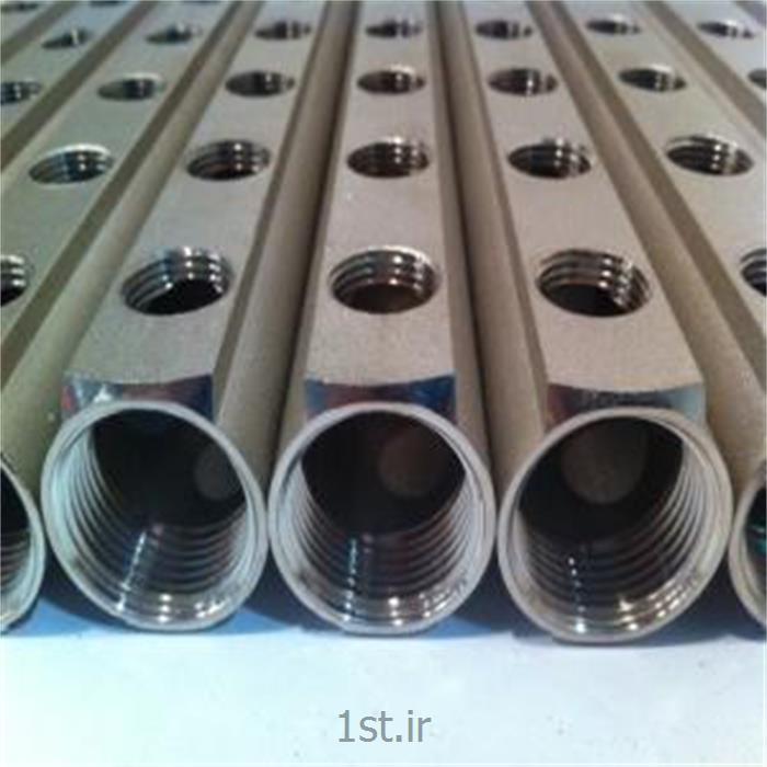 عکس سایر تجهیزات سرمایشی و گرمایشیکلکتور برنجی پارس - PBM