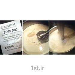 پایدارکننده بستنی شیری و یخی از شرکت LBG ایتالیا