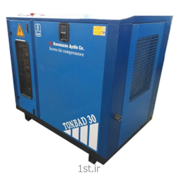 کمپرسور صنعتی هوا مدل tonbad 10-30