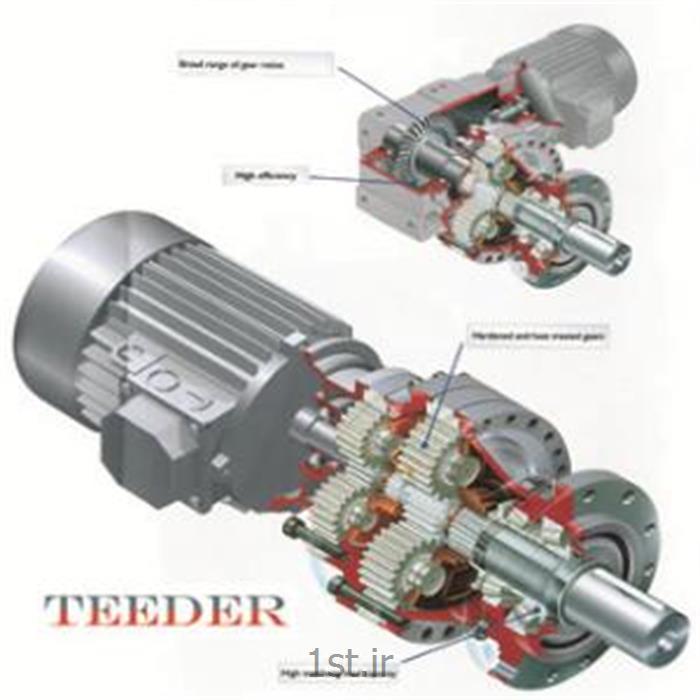 عکس جعبه دنده (گیربکس)گیربکس خورشیدی - Transmission Gearbox