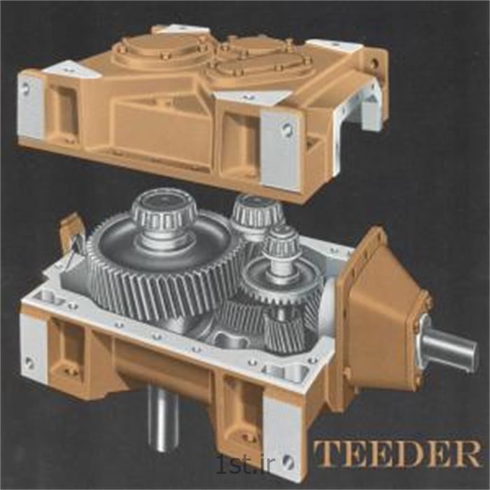 عکس جعبه دنده (گیربکس)گیربکس صنعتی - Industrial gearbox