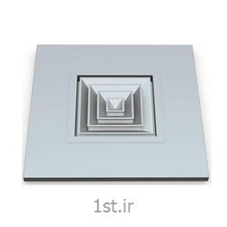 دریچه دکوراتیو مربعی کد 1042B
