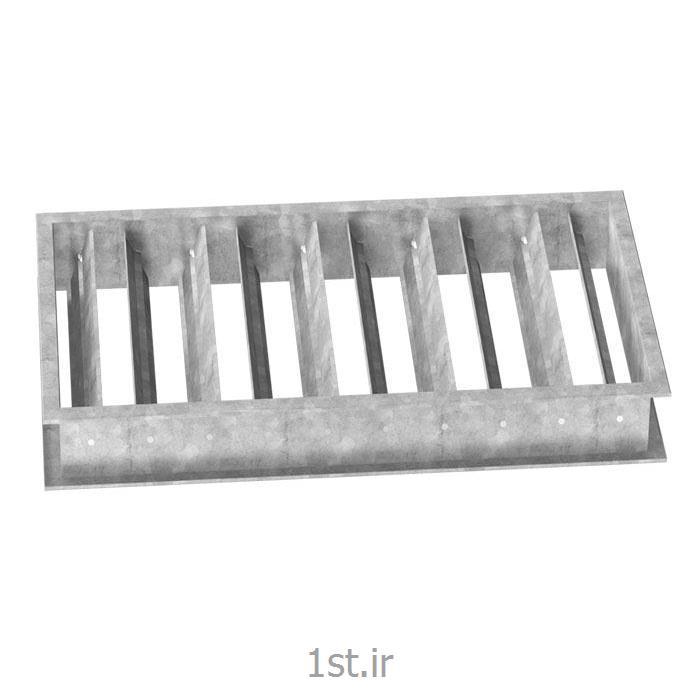 عکس سایر تجهیزات تهویه هوادمپر کانال دستی پره متقابل کد 1049