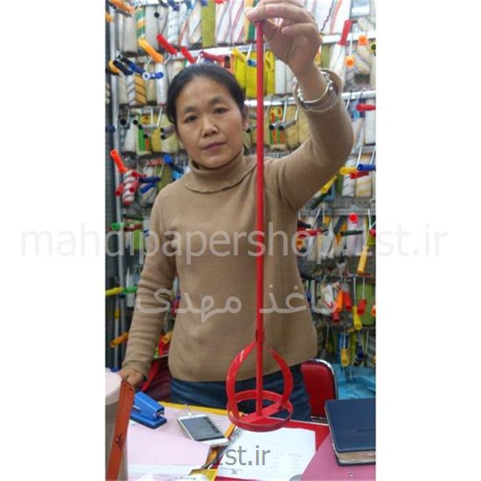 عکس سایر ابزار های دستیهمزن میکسر رنگ و پودر بتونه