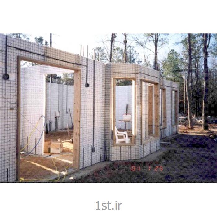 عکس مواد ساختمانی چند کارهساخت ویلا با تری دی پانل