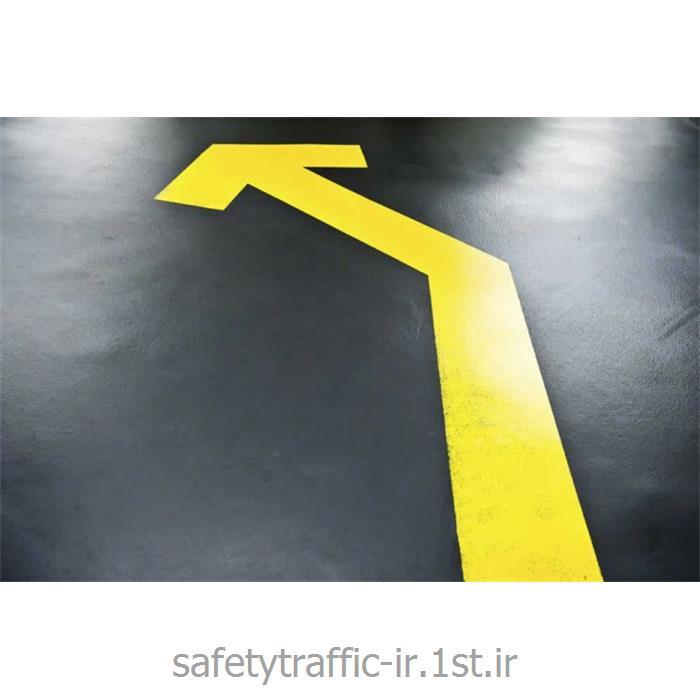 رنگ ترافیکی جهت خط کشی خیابان کد RM-01