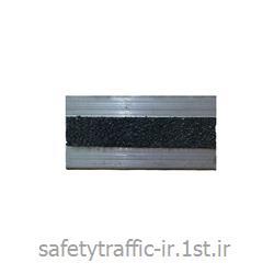 عکس قطعات پلکاننبشی پله با شاسی آلومینیومی مدل 02