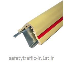 ضربه گیر ستون PVC با فریم گالوانیزه مدل 500