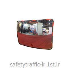 عکس آینه محدبآینه محدب مستطیل شیشه ای مدل L82