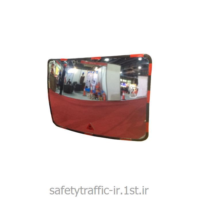 آینه محدب مستطیل شیشه ای مدل L82