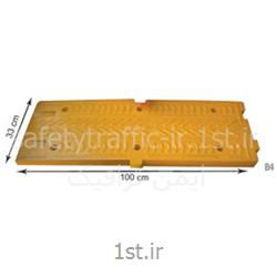سرعتگیر پلاستیکی 33×100