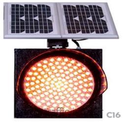 عکس چراغ راهنماییچراغ راهنمایی خورشیدی