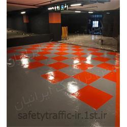 عکس سایر کفپوش هاطراحی کف با اپوکسی کد 04