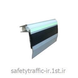 عکس سایر محصولات ایمنیترمز پله آلومینیومی با نوار LED مدل 05