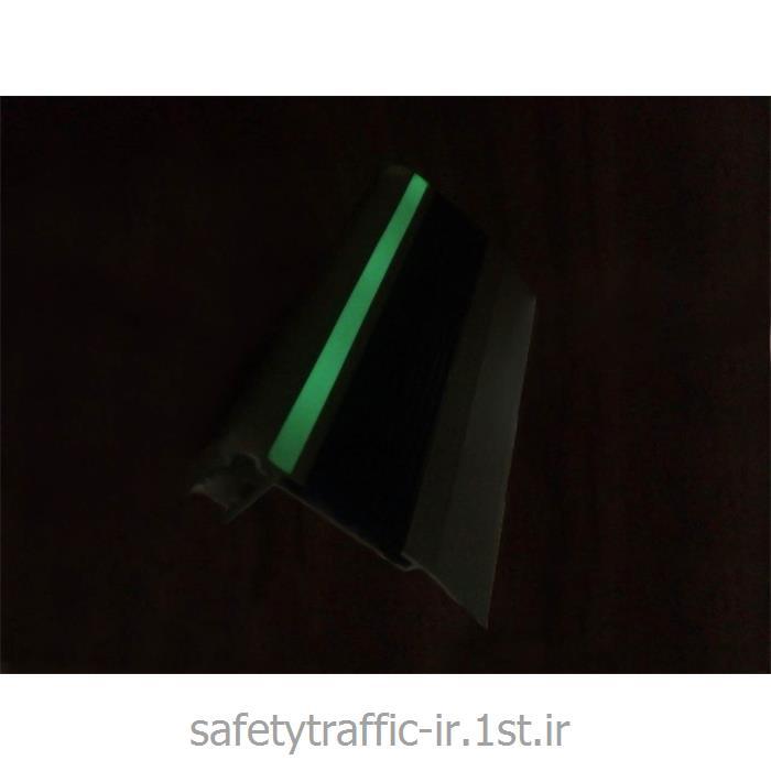 ترمز پله آلومینیومی با نوار LED مدل 05