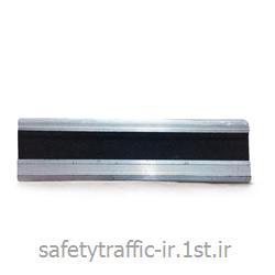 عکس قطعات پلکاننبشی پله با شاسی آلومینیومی مدل 03