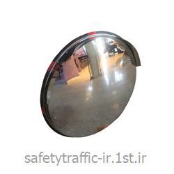 عکس آینه محدبآینه محدب استیل مدل L60