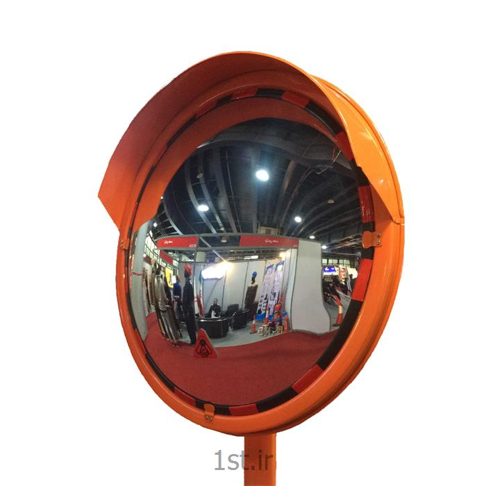 آینه محدب شیشه ای با ابرو مدل L82
