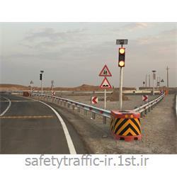 عکس موانع ترافیکیاجرای کلیه تجهیزات ترافیکی