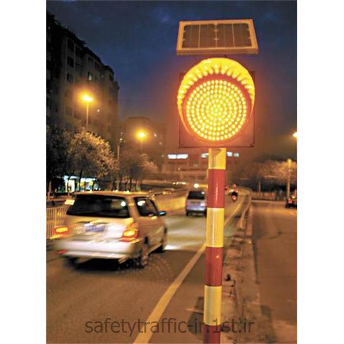 چراغ راهنمایی تک خانه خورشیدی (سولار) مدل C16