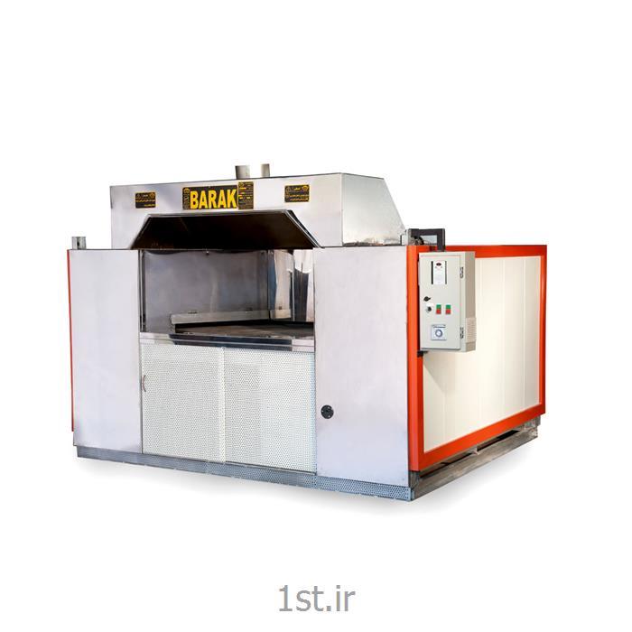 عکس ماشین آلات تولید ناندستگاه پخت نان لواش و تافتون و بربری سنتی