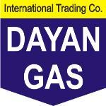 لوگو شرکت تجارت بین الملل گاز دایان