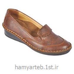 کفش طبی زنانه چرم کد 4166 تن یار :: Tanyar