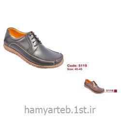 کفش طبی مردانه تمام چرم کد 5119 تن یار :: Tanyar