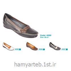 کفش طبی زنانه چرم کد 4089 تن یار :: Tanyar