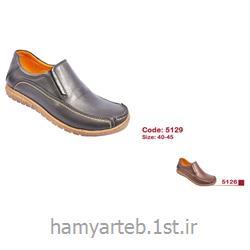 کفش طبی مردانه تمام چرم کد 5129 تن یار :: Tanyar