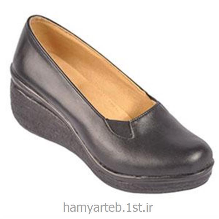 کفش طبی زنانه چرم کد 4239 تن یار :: Tanyar