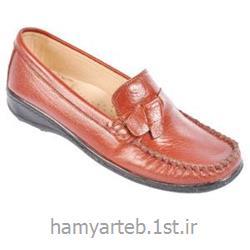کفش طبی زنانه چرم کد 4135 تن یار :: Tanyar