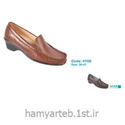 کفش طبی زنانه چرم کد 4156 تن یار :: Tanyar