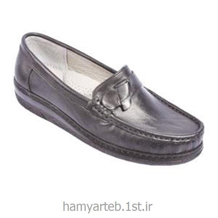 کفش طبی زنانه چرم کد 4049 تن یار :: Tanyar