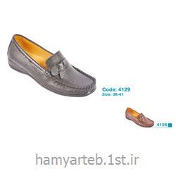 کفش طبی زنانه چرم کد 4129 تن یار :: Tanyar