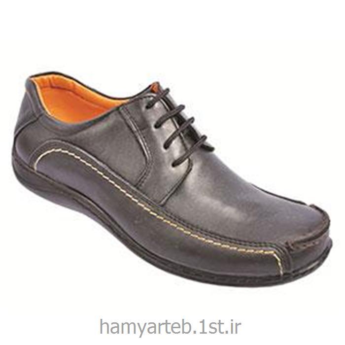کفش طبی مردانه تمام چرم مدل 5069 تن یار :: Tanyar