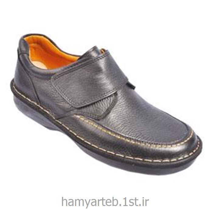 کفش طبی مردانه تمام چرم مدل 5059 تن یار :: Tanyar
