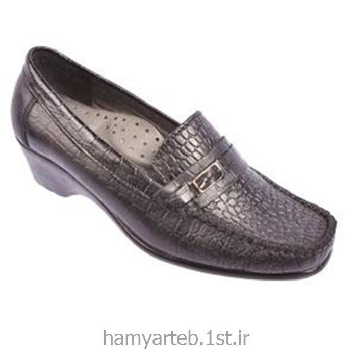 عکس سایر کفش هاکفش طبی زنانه چرم کد ۴۰۲۹ تن یار :: Tanyar