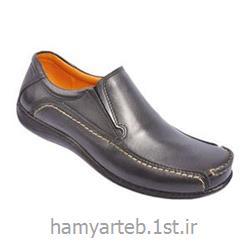 کفش طبی مردانه تمام چرم مدل 5079 تن یار :: Tanyar