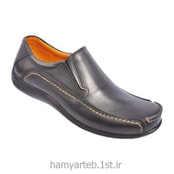 عکس سایر کفش هاکفش طبی مردانه تمام چرم مدل 5079 تن یار :: Tanyar