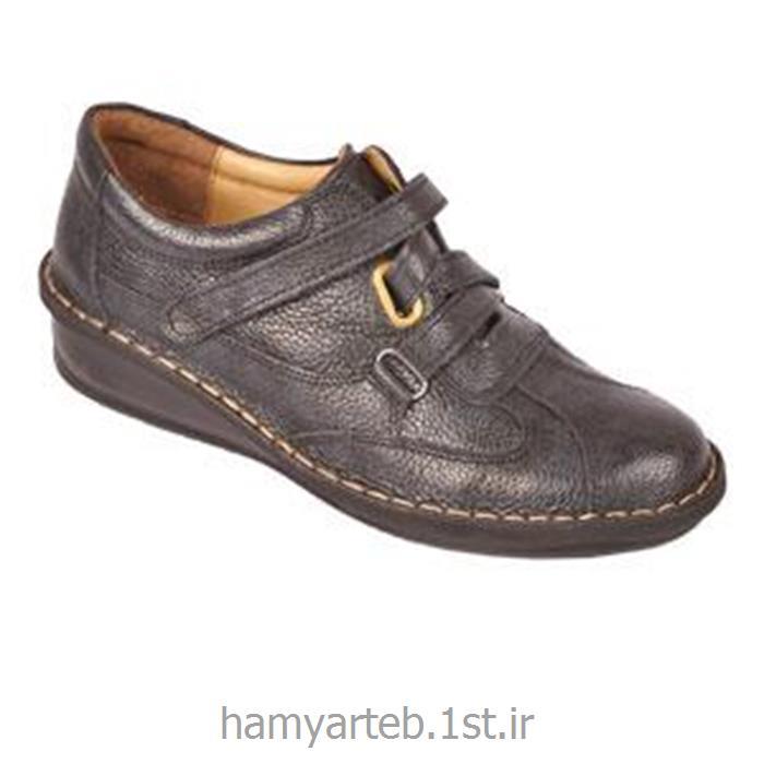 کفش طبی زنانه چرم کد 4179 تن یار :: Tanyar