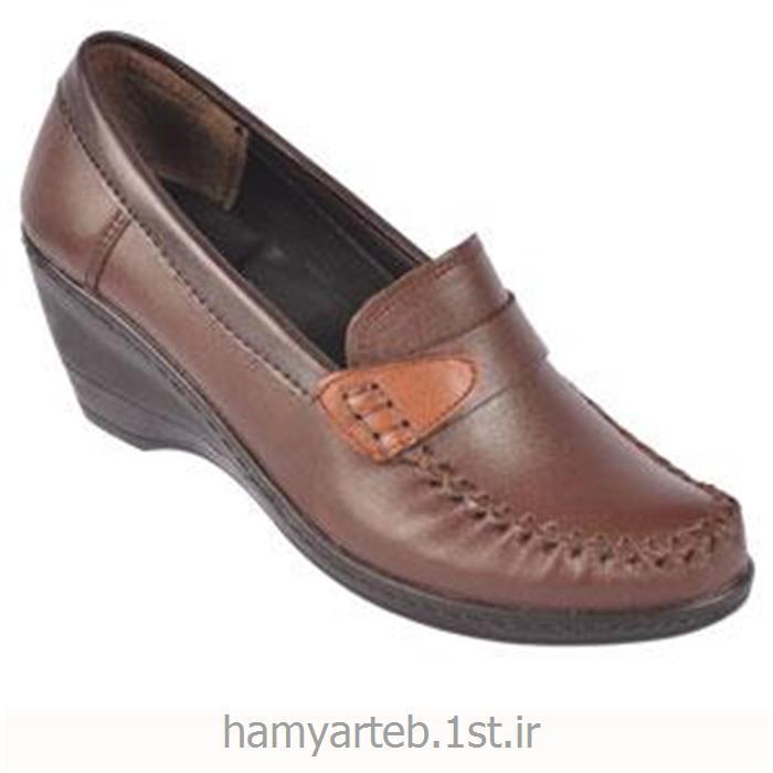 عکس سایر کفش هاکفش طبی زنانه چرم کد 4245 تن یار :: Tanyar