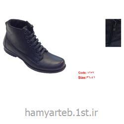 کفش طبی ساق بلند تمام چرم زنانه مدل 4259 تن یار : Tanyar