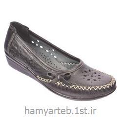 کفش طبی زنانه چرم کد 4099 تن یار :: Tanyar
